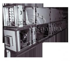 Ventilating installation Akvaris
