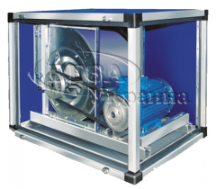 Ventilatory block frame and panel VBKP
