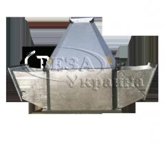 Вентилятор крышный радиальный УКРОС-ДУ