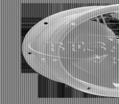 Комплектация осевого канального вентилятора