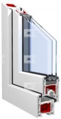 Профиль ПВХ 3 камеры Litex Optima