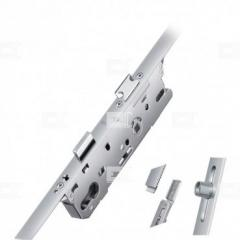 The Fuhr 855/35/92/lock silvery from the handle