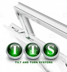 Оконная Фурнитура TTS