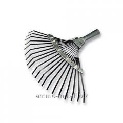 Aluminum lawn rake without KT-W008A handle