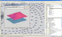 Программа ГЕО  Geonics Топоплан