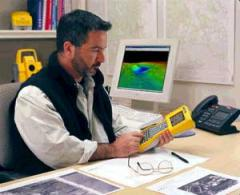 Program of control of the Trimble Survey Controller tools