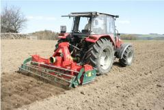 Rotational harrow - Terramat L 100