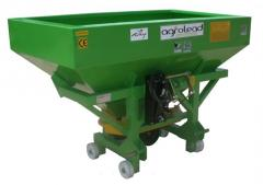 Disk Fertilizer distributor of ALFRS1 380