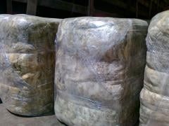 Sale of sheep wool in Moldova