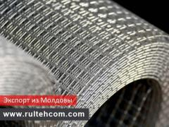 Metal gauzes for construction and protections.