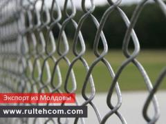 Eurofences. Metal fences and grid. Export.