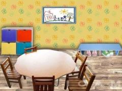 Children's set, little table with chairs