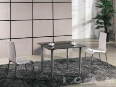 Dining table and chairs option 1