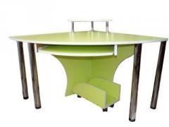 Angular table for the computer