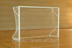 Gate for pass soccer, handball