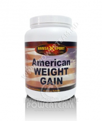 Geyner American Weight Gain