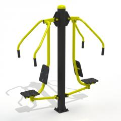 The exercise machine for PTP 517 biceps muscles
