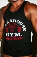 Powerhouse Gym undershir