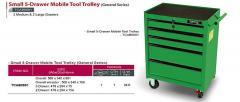 Тележка для автослесарного инструмента TOPTUL TCAB0501