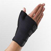 Wristlet bandage for a wris