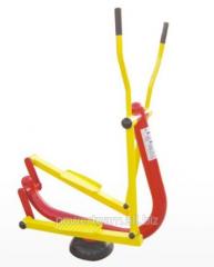 Exercise machine elliptic Orbitrek PTP 518