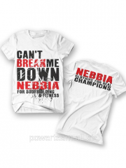 Bodybuilding T-shirt Nebbia t-shirt art 797