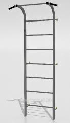 Escaleras suecas, escaleras