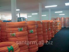 Труба из сшитого полиэтилена для водопровода d16 mm - d 32 mm