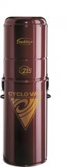 Встроенный пылесос E215 (Cyclo Vac - Canada)
