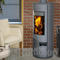 Luanco fireplace sheet metal