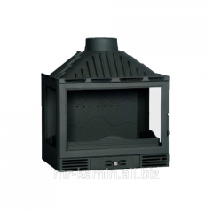 Chimney fire chamber of Ferlux 715 2 storonny