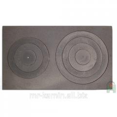 Чугунная плита L9