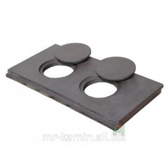 Чугунная плита L11