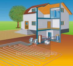 Thermal pumps