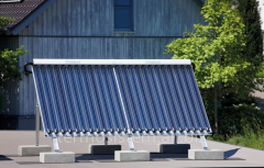 Solar collector of AuroTHERM Exclusiv VTK