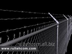 Barbed wire, galvanized. Sirma ghimpata, zincata,