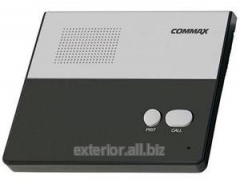 Add-on unit of selector communication of Commax