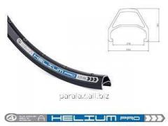 """Обод 26"""" ACO Helium Pro 559x18/32 черный"""