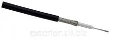 Cable alarm coaxial RG58/CU