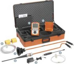 The combined measuring devices for gas systems.