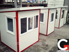 Modular buildings - Steel Box
