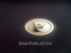 Accessories for bags with logo""