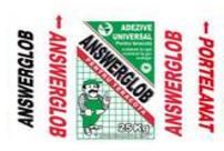 Heat-resistant glue for a tile