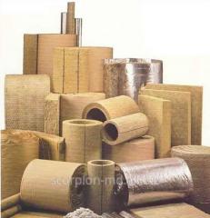 Материалы теплоизоляционные