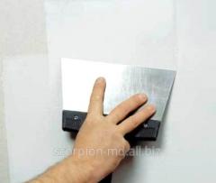 Fillings plaster