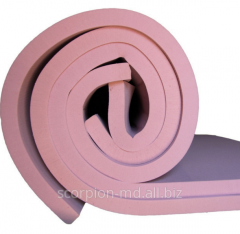 Foam rubbers