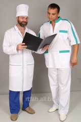 Clothes for health workers