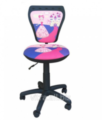 Стул детский на колесиках Fotoliu Ministyle GTS