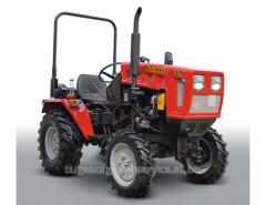 Traktörler ve tarım ekipmanları