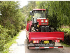 Traktör Beyaz Rusya 320.4 hibe MOLDOVA % 35, % 55'inin ATU GAGAVUZYA